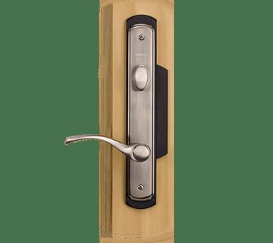 Hinged Patio Door VeriLock Hardware