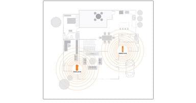 self-monitoring layout