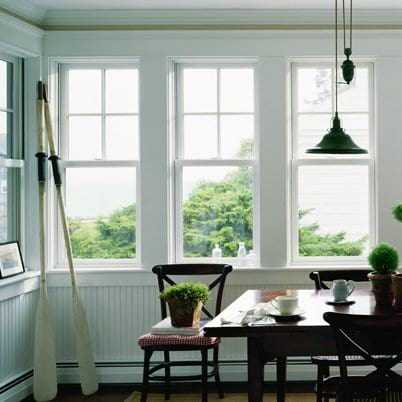 Andersen 400 Series Double-Hung Window