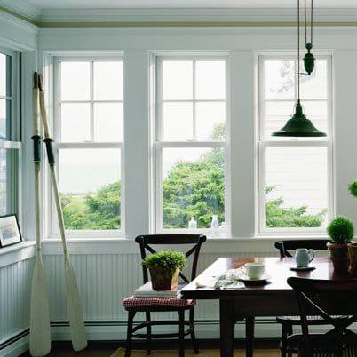 400 Series Tilt Wash Double Hung Window