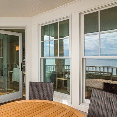 400 series tilt wash double hung window for Andersen window 400 series
