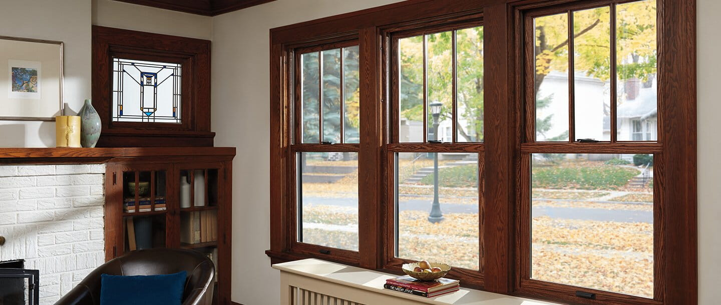 Andersen 400 Series Woodwright Double-Hung Window