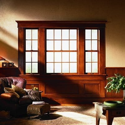Series Woodwright Double Hung Window