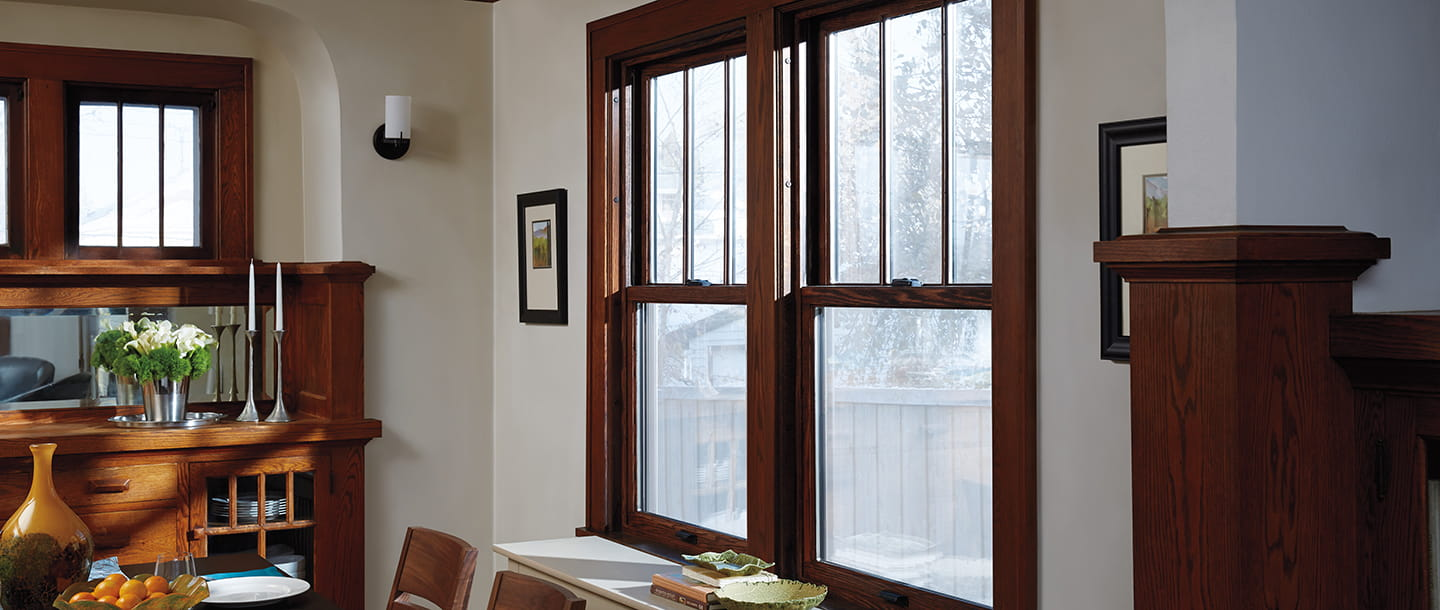 Woodwright Double-Hung Windows