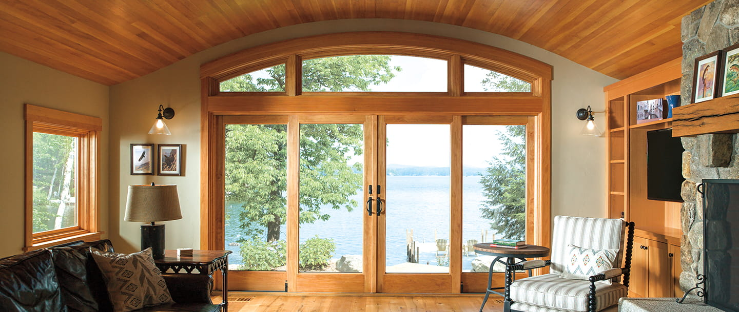 A series gliding patio door for Andersen gliding patio doors