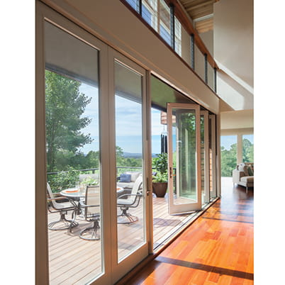 Andersen Folding Inswing Door