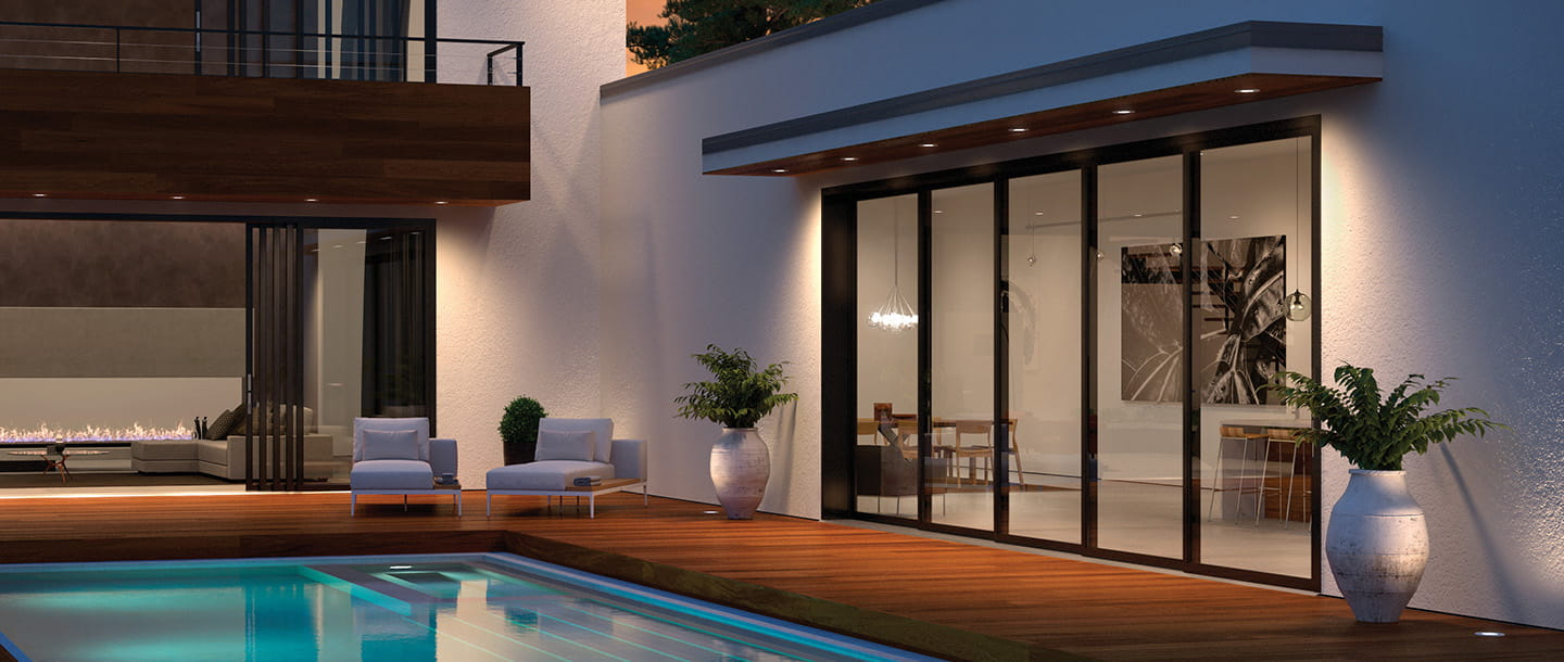 Multiglide Sliding Glass Door Systems Andersen Windows