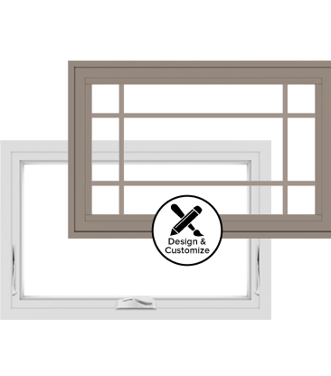 Andersen Windows Design Tool - 100 Series Awning Window