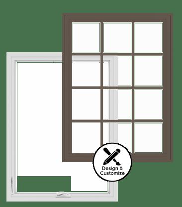 Andersen Windows Design Tool - 100 Series Casement Window