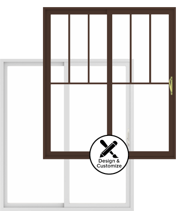 Andersen Windows Design Tool - 100 Series GLiding Patio Door
