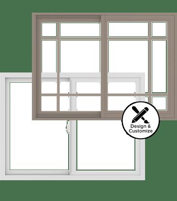 Andersen Windows Design Tool - 100 Series GLiding Window