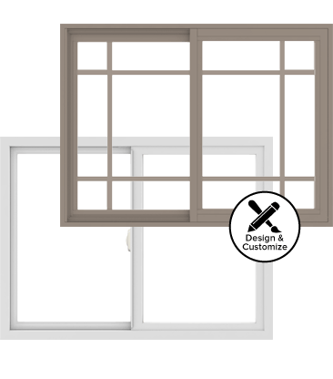 Andersen Windows Design Tool 100 Series Gliding Window
