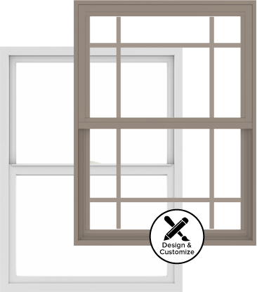 Andersen Windows Design Tool - 100 Series Single-Hung Window