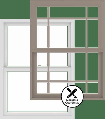 Andersen Windows Design Tool - 100 Series Single-Hung Window
