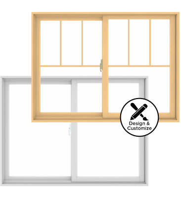Andersen Windows Design Tool - 200 Series Gliding Window