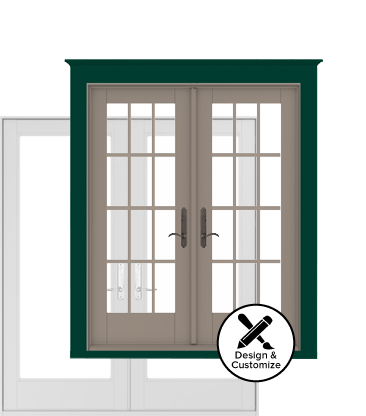 Andersen Windows Design Tool - 200 Series Hinged Patio Door