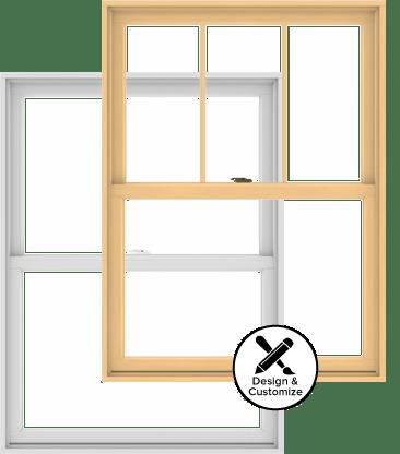 Andersen Windows Design Tool - 200 Series Double-Hung Window