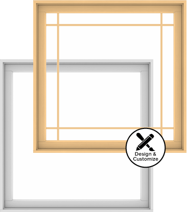 Andersen Windows Design Tool - 200 Series Picture Window