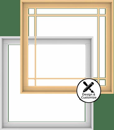 Andersen Windows Design Tool - 200 Series Picture Window