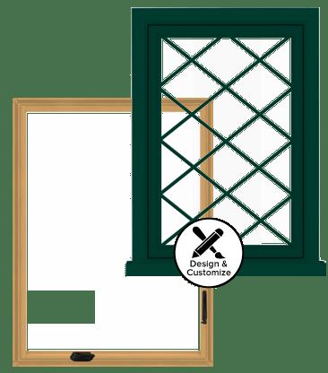 Andersen Windows Design Tool - 400 Series Casement Window