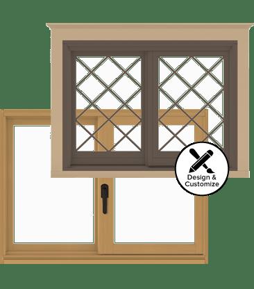 Andersen Windows Design Tool - 400 Series Gliding Window