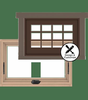 Andersen Windows Design Tool - A-Series Awning Window