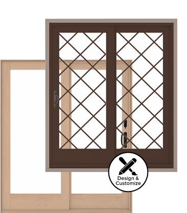 Andersen Windows Design Tool - A-Series GLiding Patio Door