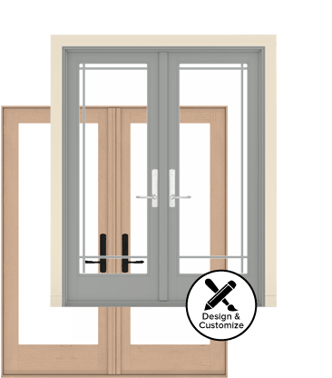 Andersen Windows Design Tool - A-Series Hinged Patio Door