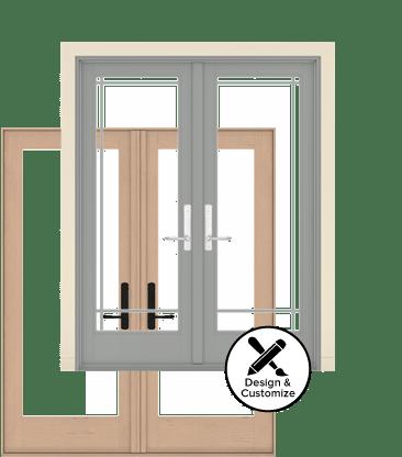 Andersen Windows Design Tool - A-Series Hinged Patio Door