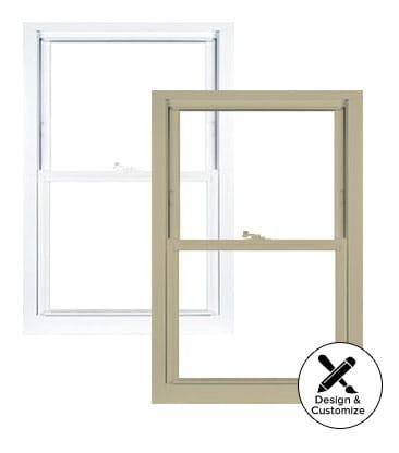 V1 Double-Hung Window Design Tool