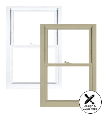 V1 Double-Hung Window Design Tool
