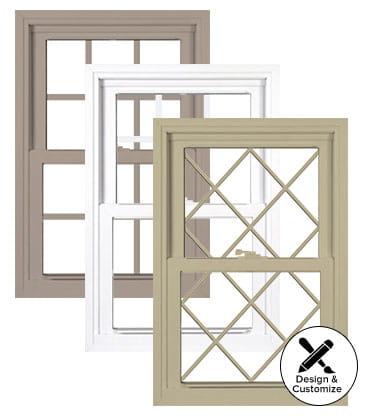 V3 Double-Hung Window Design Tool
