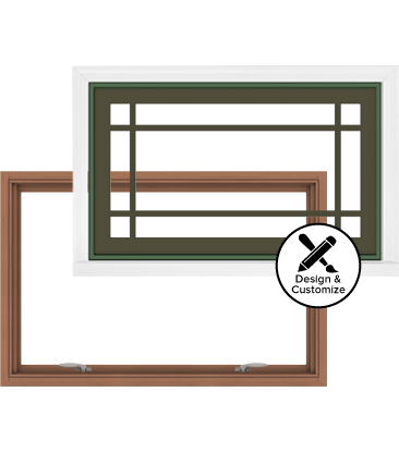 Andersen Windows Design Tool - E-Series Push Out Awning Window