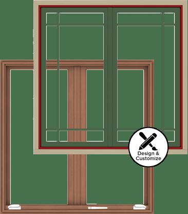 Andersen Windows Design Tool - E-Series French Casement Window