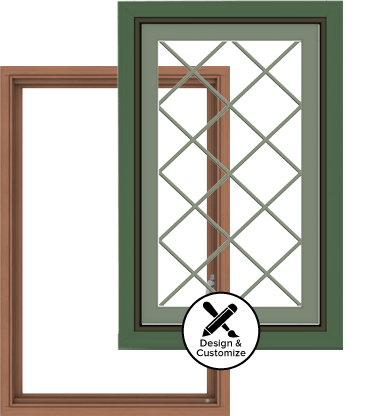 Andersen Windows Design Tool - E-Series Push Out Casement Window
