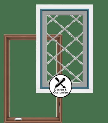 Andersen Windows Design Tool - E-Series Casement Window