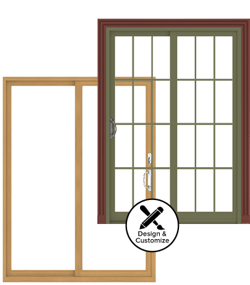 E-Series Gliding Patio Door