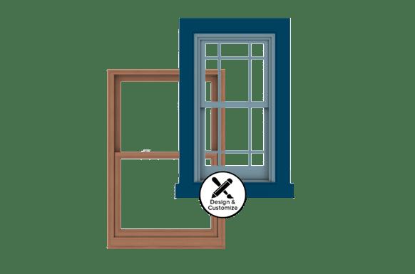 pocket replacement windows aluminum design your own windows replacement andersen