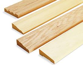 E-Series Interior Wood Casing