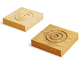 E-Series Interior Wood Plinth