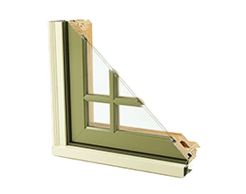 E-Series exterior window trim