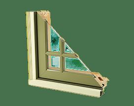 E-Series exterior window trim