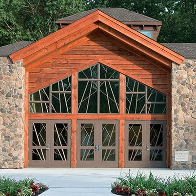 Andersen Commercial Entry Doors