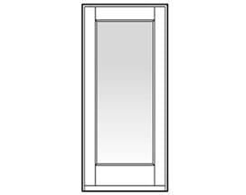 Andersen Entry Door Style 102