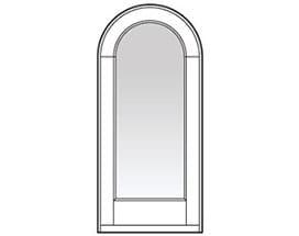 Andersen Entry Door Style 112