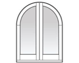 Andersen Entry Door Style 113
