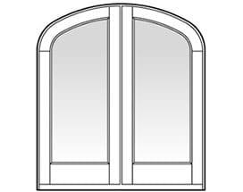 Andersen Entry Door Style 116