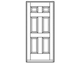Andersen Entry Door Style 178