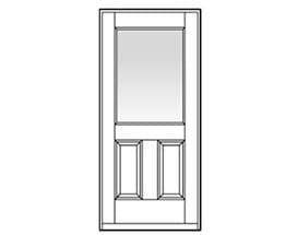 Andersen Entry Door Style 179
