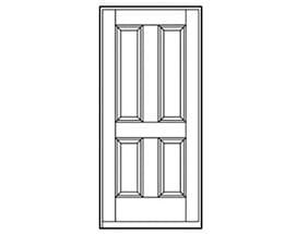 Andersen Entry Door Style 180